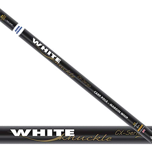 Middy 6m White Knuckle CX Series Margin Pole - Elasticated