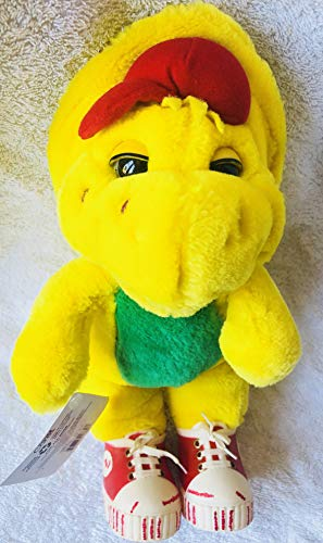 Barney Friend Plush Toy - 12 Bj by Barney and Friends