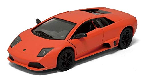 Kinsmart: Matte Lamborghini Aventador LP 700-4, Murcielago LP640 oder Veneno (orange (Murcielago))
