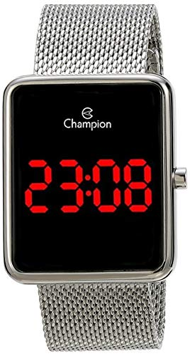 Relógio Led Digital, Champion, Ch40080T, Feminino