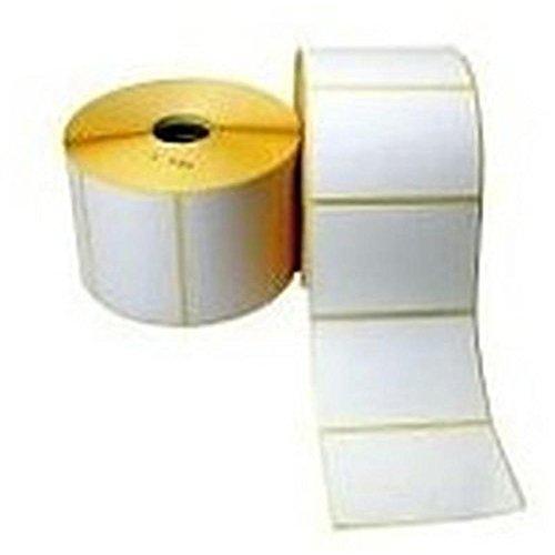 Thermoetiketten für Bizerba & Digi, 58 x 60mm, 10 Rollen = 7.000 Etiketten