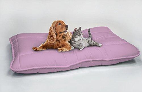 Maxy Cuscinone per Cani Imbottito 60x100cm lilla