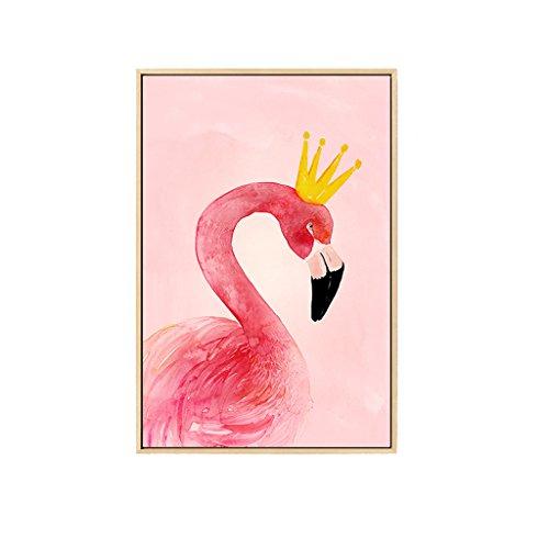 GAOLILI Petite Version Verticale fraîche du Porche Décoration Peinture Chambre Salon Peintures murales Peintures murales