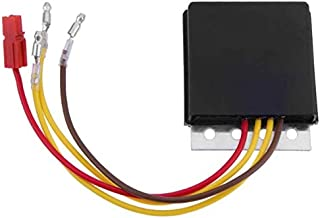 Templehorse Voltage Regulator Rectifier Replace Polaris ATP Magnum Scrambler Ranger Sportsman 400 500 600 700 ATV 2002 2003 2004 4 Wires Replace 2203637 4010796 4010670 2203638 Z138