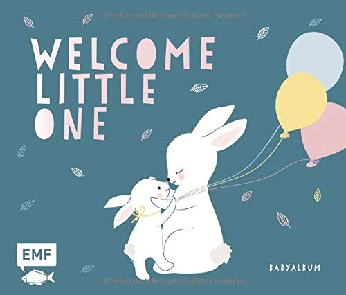 Welcome Little One – Babyalbum
