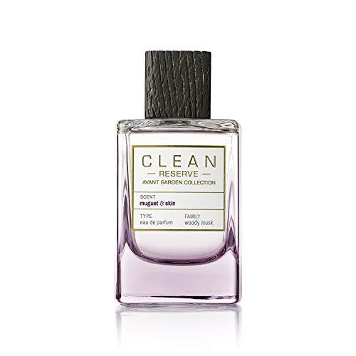 CLEAN Avant Garden Collection Reserve Muguet & Skin Unisex Eau de Parfum, 100