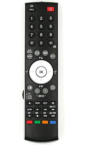Ersatz Fernbedienung for Toshiba TV 32AV500P 32AV500PR 32AV500PS 32AV501P 32AV501PR 32AV501PS