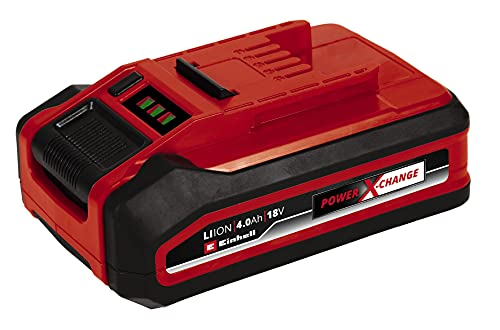 Original Einhell 18V 4,0 Ah Power X-Change PLUS batería (18V, uso universal para todos los equipos PXC, sin...