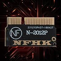 """AliNature BキーM.2 NGFF SSD SATAアダプターカード用MacBook A1398 15 """"Pro 2012 2013 H8x3"""