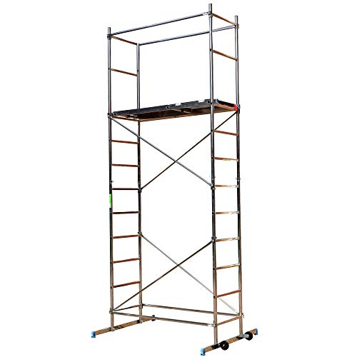 5m DIY Aluminium Scaffold Tower/Towers