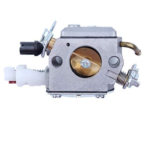 Haishine Vergaser Carb für Husqvarna 340 345 346 XP 346XP 350 351 353 Zama C3-EL18B Kettensäge Ersatzteile 503283208 ersetzen