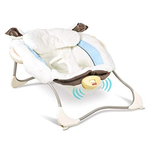 Review Of Easytoy Electric Rocking Cradle Baby Swing Compact Baby Rocker Baby Sleeping Cradle Swing ...