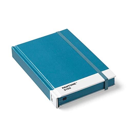 Pantone Notizbuch L, Large, Hardcover, blanko, Blue 2150, blau