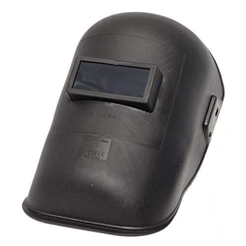 Sturmhaube Löten S700–Schutz Passive des Schweißhelm–Maske Lötkolben Festanschluss–Glas 50x 105–Farbton DIN 11