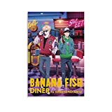 KFMD Anime Banana Fish Poster für Jungenzimmer, Okumura