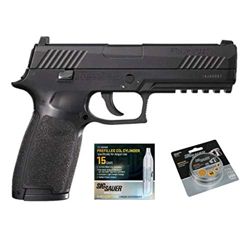 SIG Sauer P320 Air Pistol with CO2 12...