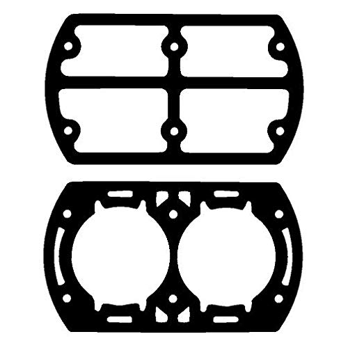 M-G 8637-2 Head/Cylinder Gasket for Ingersoll Rand SS5 Replaces 54571617/54429600