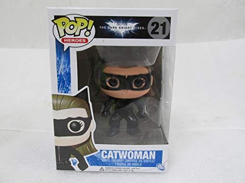 Funko FUN2644 - Figurita Batman Dark Knight Rises - Catwoman