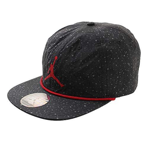 Nike Jordan Pro Poolside - Gorra para Hombre, Color Negro
