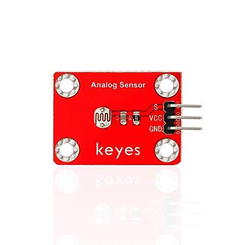 DONDOW Light Detection Photodiode Photoresist Sensor Module for/Raspberry pi
