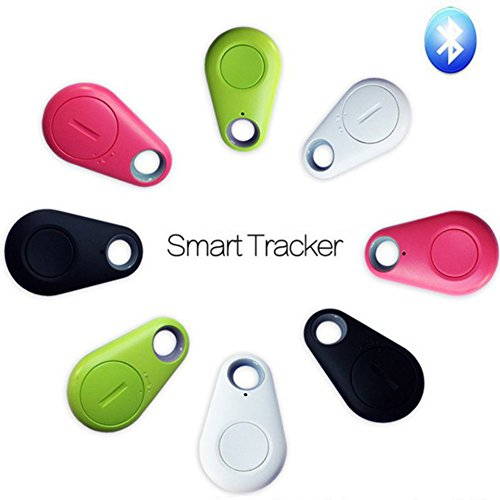 prettyuk klein Bluetooth GPS PLOTTER von Lokalisierung Tag Tracker Alarm für Auto Kid Tiere Abbildung 2