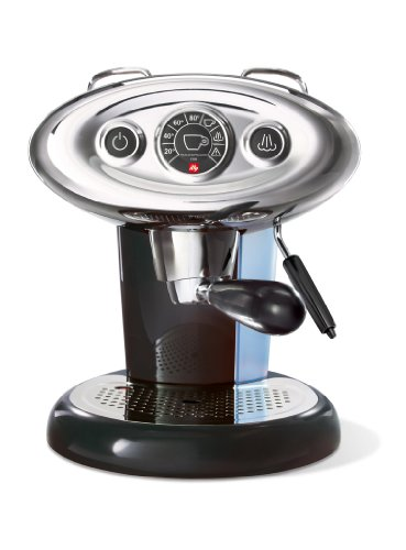 illy 206591 X7.1 iperEspresso Espresso Machine, 1, Black