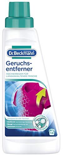 Dr. Beckmann Geruchsentferner I entfernt hartnäckige Gerüche fasertief I aktiviert Frische I mit angenehmen Duft (1x 500 ml)