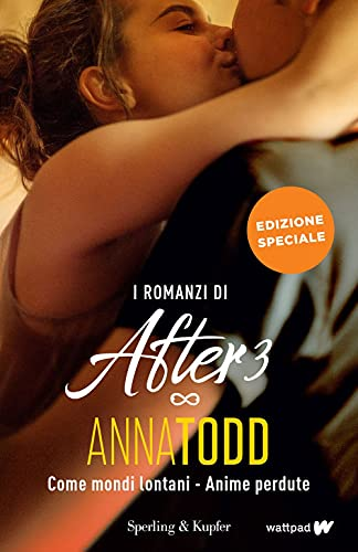 I romanzi di After 3: Come mondi lontani-Anime perdute. Ediz. speciale. Con Poster: Vol.