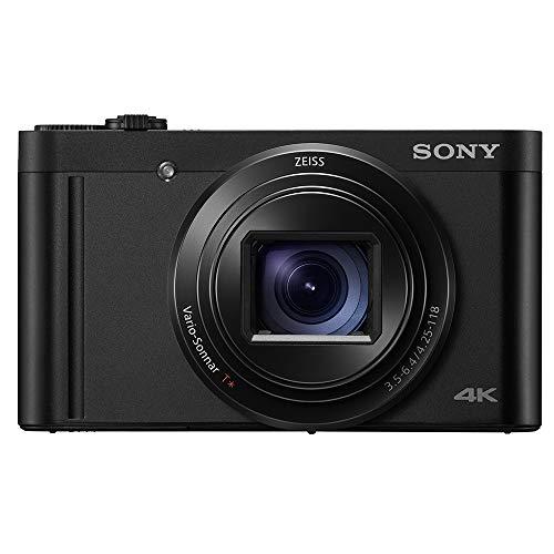 Sony kompakte Digitalkamera Cyber-Shot schwarz 102mm × 58.1mm × 35.5mm Cyber-Shot DSC-WX800