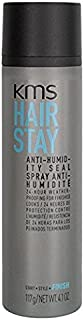 KMS HAIRSTAY Anti-Humidity Seal Spray - Weightless, Natural Shine, Flexible Shield, Unisex, 4.1 oz