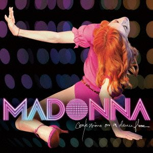 Madonna - Confessions On A Dance Floor [Japan LTD CD] WPCR-78126