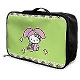Hello Kitty - Maletín de viaje para equipaje (bolsa de viaje para llevar durante la noche