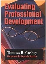 Evaluating Professional Development(Paperback) - 2000 Edition