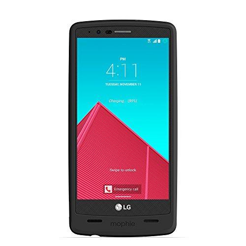 mophie juice pack for LG G4 (3,450mAh) - Black