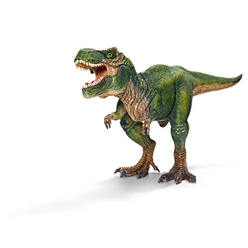 SCHLEICH Dinosaurs Tyrannosaurus Rex Educational Figurine for Kids Ages 4-12