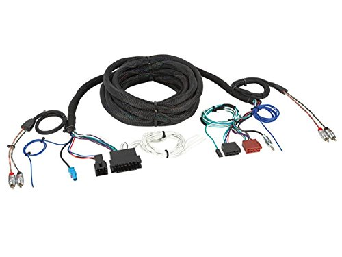 ACV 1195-25-2500 verlengkabel voor Mercedes Audio Gateway op ISO 2, 5 M