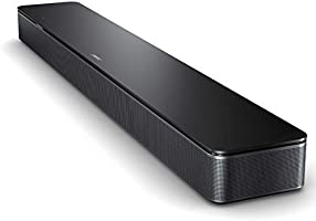 Bose Smart Soundbar 300 Bluetooth connectivity with Alexa Voice Control Built in, Black