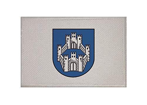 U24 Aufnäher Köln OT Deutz Fahne Flagge Aufbügler Patch 9 x 6 cm