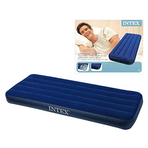 Intex 68950 Downy Junior Twin Luchtbed, Afmetingen 76 x 191 cm