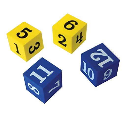 Teacher Created Resources Foam Numbered Dice (20609) Photo #2