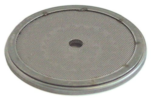 Rancilio - Filtro de ducha para cafetera Z11, S20, S20NSF, sse10, Millenium (diámetro: 57,5 mm, altura: 4 mm, agujero: 5 mm)