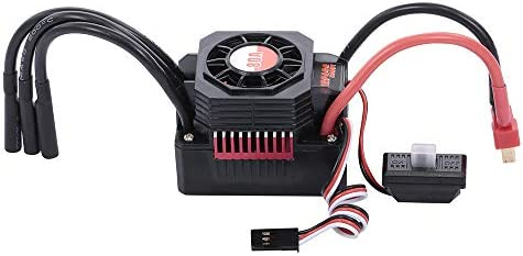 GoolRC 80A Brushless ESC Waterproof Electric Speed Controller for 1 10 RC Truck Off Road Car product image