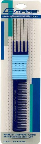 Comare Mark V Gripper Comb With Stainless Steel Lift & Serrated Teeth...