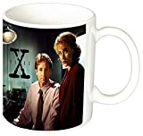 MasTazas Expediente X The X-Files David Duchovny Gillian Anderson B Taza Ceramica