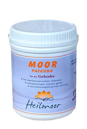 Preisvergleich Produktbild Medizinische Gelenke-Moorpackung,  therapeutische Heilmoorpackung - bei Gelenkbeschwerden (250 ml)