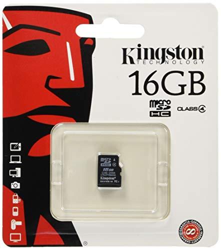 Kingston SDC4/16GB Micro SDHC Class 4