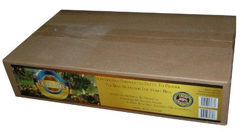 Mann Lake FD375 Ultra Bee Patties, 40-Pound