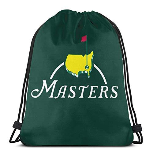 HFXY Sac à dos à cordon Masters Léger Classique Sac à dos extérieur personnalisé