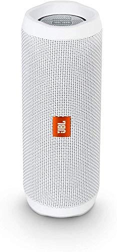 JBL Flip 4 - Altavoz inalámbrico portátil con Bluetooth, parlante resistente al...