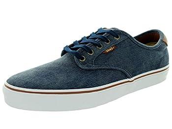 Vans Chima Ferguson Pro Twill Navy Men s Sneaker s  8.5 D M  US